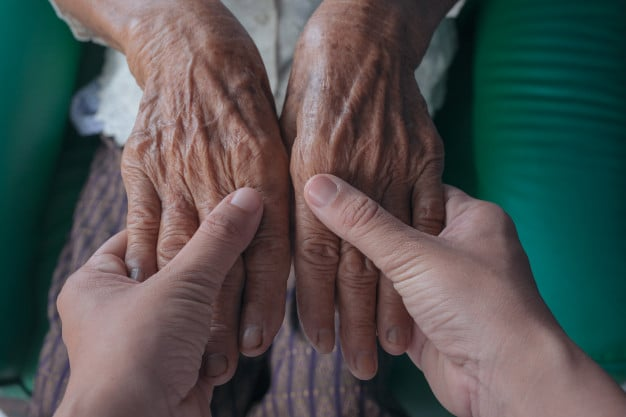 how to empower old people in aged care