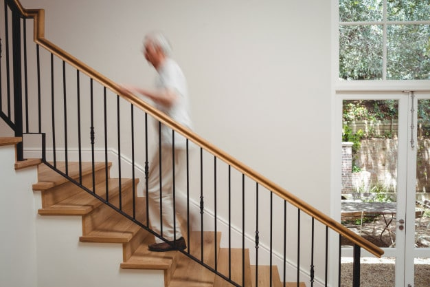 modify stairs for elderly