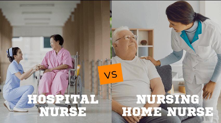 Nursing Home Nurse Vs Hospital Nurse