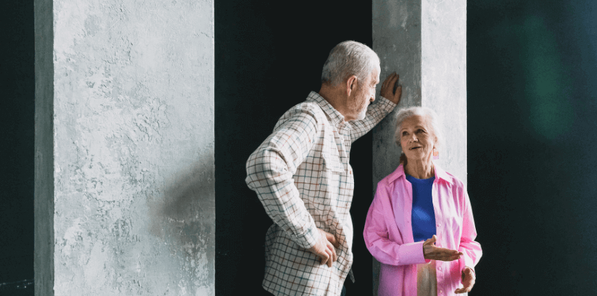 PROS AND CONS OF ELDERLY LIVING WITH FAMILY